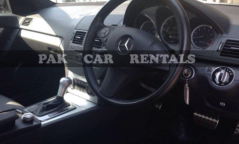 Mercedes Benz C Class M.T full