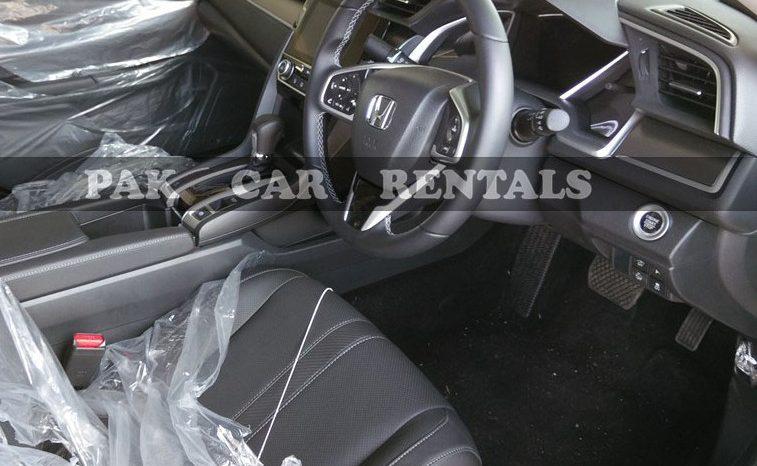 Honda Civic X 2017 A.T full