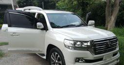 Toyota Land Cruiser ZX 2017 A.T