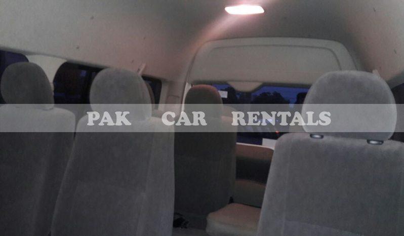 Toyota Hiace Grand Cabin full
