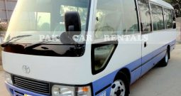 Toyota Coaster Saloon For Touring