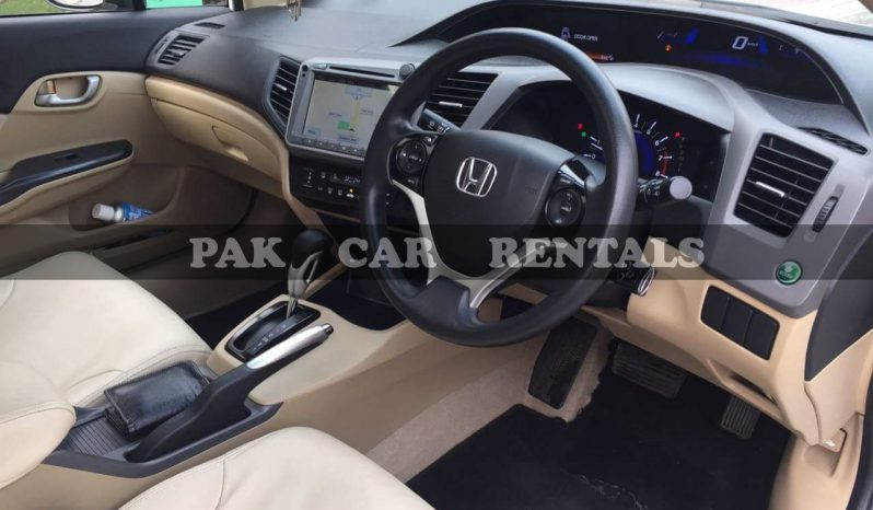 Honda Civic 2016 A.T full