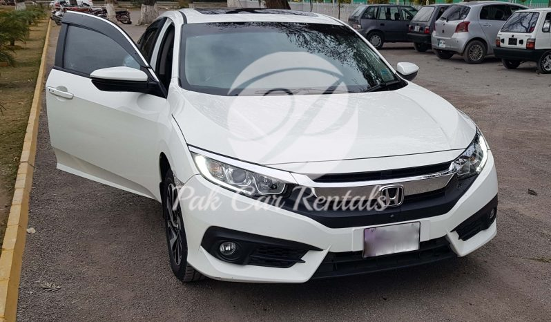 rent honda civic in islamabad luxury wedding car