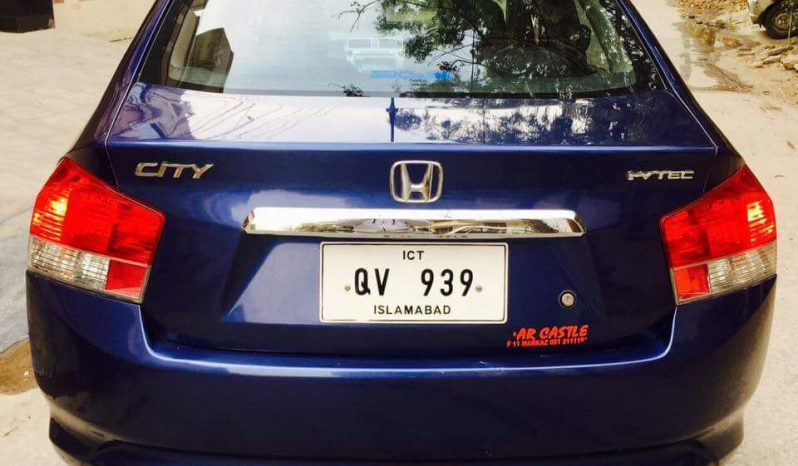 Honda City 2016 M.T full