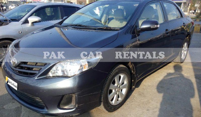 Toyota Corolla 2014 M.T full