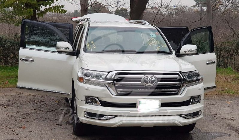 Rent Land Cruiser ZX V8 2019 full