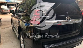 Rent Land Cruiser Prado 2019 Face Lift full